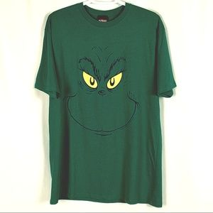 The Grinch Who Stole Christmas Graphic Tee XXL